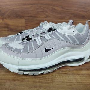 Nike Air Max 98 Silver Lilac Violet Black White CI